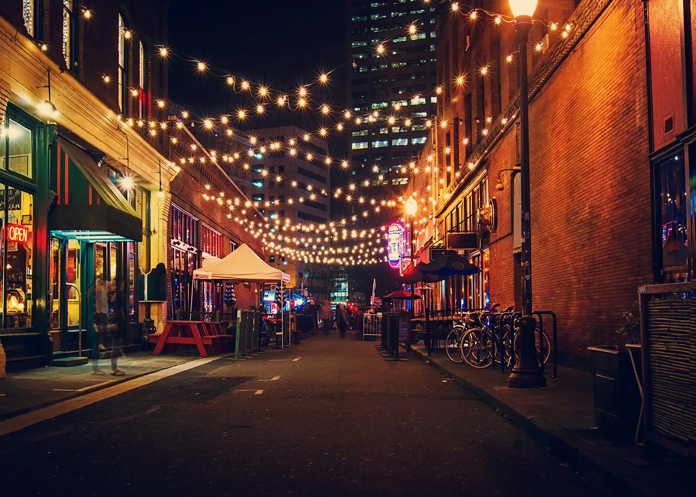 LED String Lights in Philadelphia, PA